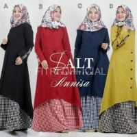 SALE Caroline Maxi 2in1 - Trend Fashion Muslim 2019