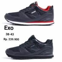 Harga Grosir...!!! Sepatu Kasogi Exo /Sepatu Running /Sepatu Olahraga