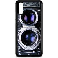 Hardcase Hp Samsung A50 Twin Reflex Camera Y1901