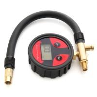 [ORI] Ban Ban LCD Digital Air Pressure Gauge Meter Auto Motor