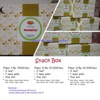 Snack Box Enak Kekinian untuk Meeting dan Arisan Paket 1