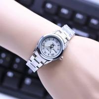 Jam Tangan Wanita / Seiko 5 New + Free Box + Batrai Cadangan - KOMBI G