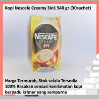 Kopi Nescafe Creamy 3in1 18 gr (30sachet)