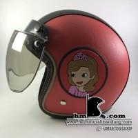 Helm Bogo Anak SNI Karakter 1 not Ink Kyt nhk Axio