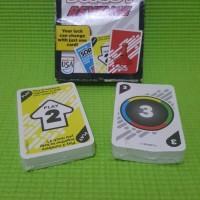 Card Game SORRY Revenge Original by Hasbro