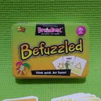 Card Game Beffuzzled by BrainBox