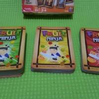 Fruit Ninja Card Game Original by Mattel