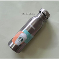Starbucks Tumbler Stainless Steel Water Bottle Changing Color Frapp