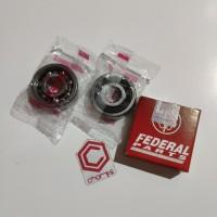 Bearing 6300 RS Federal Bantalan Bola Laher Lahar 6301 Ball ring
