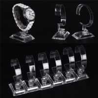 Stand Jam Tangan Display Jam Tangan Dudukan Jam Tangan Akrilik Model 5