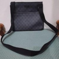 tas Gucci sling bag selempang original authentic