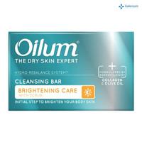 OILUM COLLAGEN SOAP SKIN BRIGHTENING SCRUB 85gr – Sabun Badan