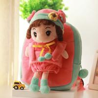 Tas Ransel Backpack Anak Sekolah Playgroup Import Karakter Pretty 25cm