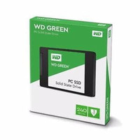WD Green SSD 240GB Solid State Drive 240 GB