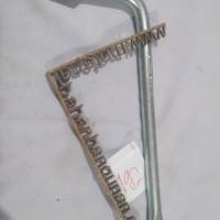 congkelan buka ban kunci shock roda mobil congkel 21 mm Toho