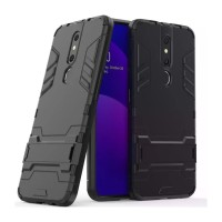 Case Robot Rugged Oppo F11 Pro Hard Cover Rubber Casing