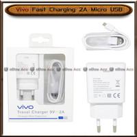 Charger Vivo Fast Charging 2A Micro USB BK0720 Original Carjer Casan