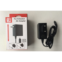 Nintendo Switch AC Adapter / Travel Charger 220v