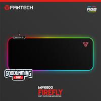 Fantech MPR800 Firefly - RGB Gaming Mousepad