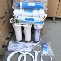 Mesin RO 500 Gpd Auto Flushing Mesin Filter Air Reverse Osmosis 500gpd