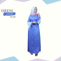 dress sarah setelan wanita muslim baju maxi dress wanita murah