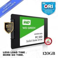 SSD WD Green 120GB SATA 2.5