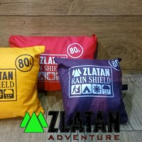 RAIN COVER BAG ZLATAN 80L