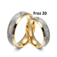 Sepasang Cincin Tunangan ( Froz 20 )