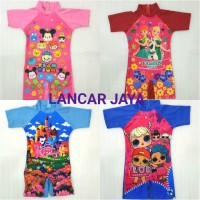 BAJU RENANG DIVING ANAK CE TK - LITTLE PONY FROZEN LOL TSUM TSUM