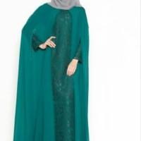 Baju Gamis Wanita terbaru Gamis Pesta Gamis Jumbo XXL 8169