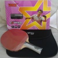 TERBAIK Bat bet bad tenis meja ping pong DHS Top spin 50 Original