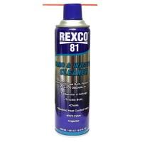 TERPERCAYA Rexco 81 Pembersih Karburator dan Injektor Cleaner 500 Ml
