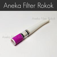 Filter Rokok Permanen Ukuran Standard   Motif Warna (standard)