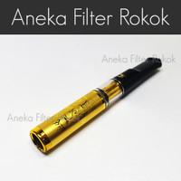 Filter Rokok Permanen Ukuran Standard   Motif Dragon (standard)