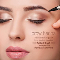 Ertos Brow Henna Pensil Alis - Eyebrow ertos original bpom