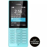 Nokia 216 Garansi Resmi TAM