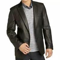 Jaket kulit domba asli model jas formal