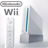 NINTENDO WII + 1 NUNCHUCK + 1 MOTE + HDD 500GB + 250 GAME (HDD ONLY)