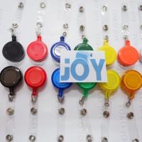 yoyo name tag yoyo tali ID card dop dan transparan idcard nametag
