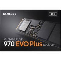Samsung SSD 970 EVO Plus SSD M.2 NVMe PCIe 3.0 - 1TB - Garansi 5 Tahun