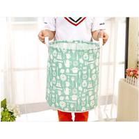 Keranjang Lipat Serbaguna Cucian Baju Pakaian Mainan Laundry Bag