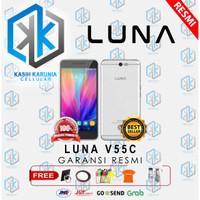 LUNA V55C 3/64GB GARANSI RESMI