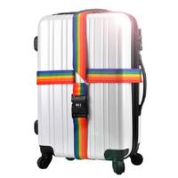 Tali Koper Silang Ganda Luggage Straplock Plus Dengan Nomor Kombinasi