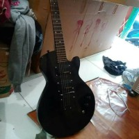 gitar listrik gibson sunbrush fire