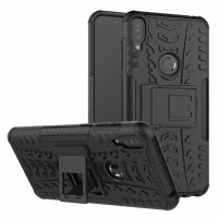 SOFTCASE SAMSUNG S10PLUS CASE RUGGED ARMOR KICK STAND SAMSUNG S10 PLUS