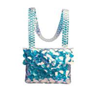 Byo Anatomy Bag in Iridescent Glass