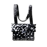 Byo Anatomy Bag in Ghost Black