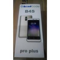Brandcode B4S Pro Plus RAM 1GB ROM 4GB