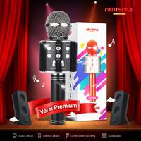 Newstyle WS858 Mic Karaoke Bluetooth Wireless Portable