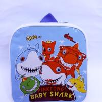 Tas Ransel/Sovenir Ultah Anak Gemblok Minions Baby Shark (Lusinan)